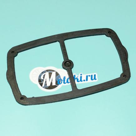 Прокладка клапанной крышки Днепр (черная резина, МТ80152, Россия)