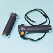 Ручки руля веломотор F50 / F80 (с выключателем двигателя, без рычага тормоза)
