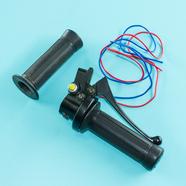 Ручки руля веломотор F50 / F80 (с выключателем двигателя и рычагом тормоза)