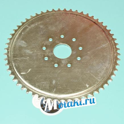 Венец веломотор F50 / F80 (звезда ведомая 56 зубов, 415 шаг)