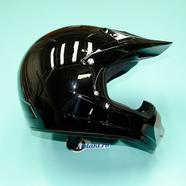Шлем BLD819 (черный без наклеек, размер XS, НО реально 57-58, кросс)