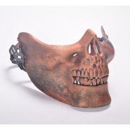 Маска-череп Ghost Rider (ТИП1, пластик, бронза)