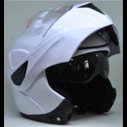 Шлем S2 FL-106 (белый, размер L 58-59, модуляр)