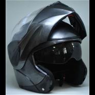 Шлем S2 FL-106 (серый, размер M 57-58, модуляр)