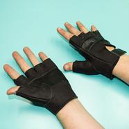 Перчатки Пакистанки (размер M, черный кожзам)