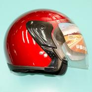 Шлем Safelead HF-217 (бордовый, размер L 59-60 НО реально 61-62, открытый)