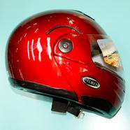 Шлем Safelead HF-108/LX-508 (бордовый металлик, размер M 57-58 НО реально 59-60, модуляр)