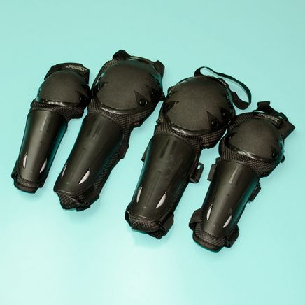 Защита рук и ног FOX N3 (налокотники, наколенники)