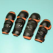 Защита рук и ног Fox N1 (налокотники, наколенники) ОРАНЖЕВЫЕ