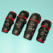 Защита рук и ног Fox N1 (налокотники, наколенники) КРАСНЫЕ