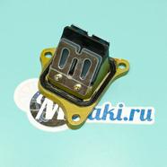 Клапан лепестковый Хонда DIO AF34/35 (3 болта)