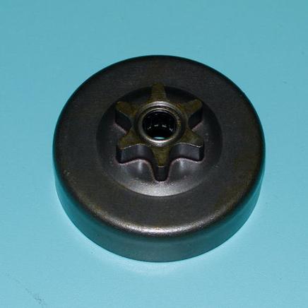 Барабан сцепления Партнер 350-420 (6 зубов 3/8, D67 x d63 x h28 мм. сепаратор HK101412)