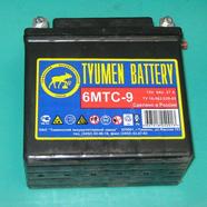 Аккумулятор 12В 9Ач 45А 6МТС-9 (140 x 77 x 135, Тюмень)