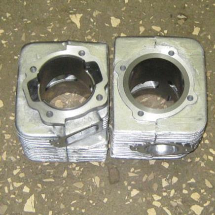 Цилиндры Буран 2 канала (размер С, правый и левый, Ирбит Россия)