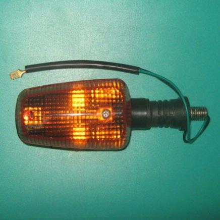 Поворот универсальный BF-10 (черный, с лампой, резьба 12 мм.)