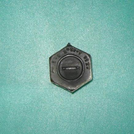 Пробка кожуха ведомой звезды Иж (пластиковая ИЖ56.4-63-2)