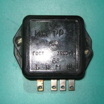 Реле регулятор РР1 Иж 6В (Китай)