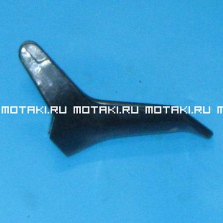 Рычаг газа Буран (рукоятка без кронштейна, пластиковая, Россия, 340300140)