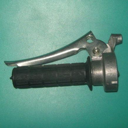 Ручка сцепления мопед 2-ск. (с рычагом и кронштейном, Китай)