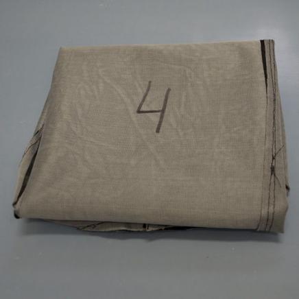 Чехол седла Иж-4 (БЕЗ подкладки, БЕЗ канта, Д680 x Ш240-260 x задник 170-200 мм.)