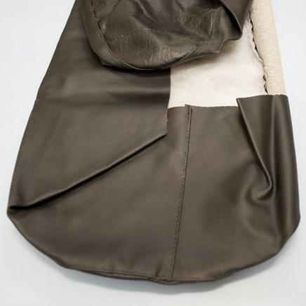 Чехол седла Иж-4 (подкладка, БЕЗ канта, Д670 x Ш240-260 x задник 170-200 мм.)