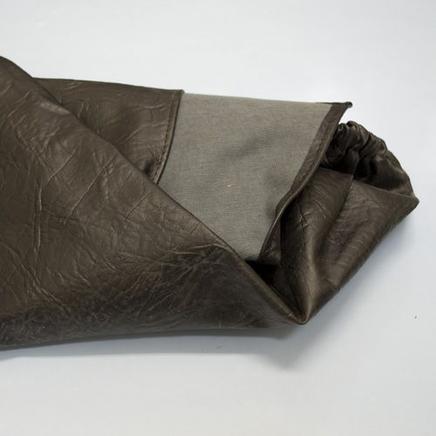 Тент коляски Иж (чехол, черный)