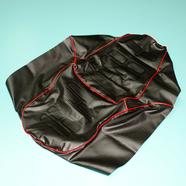 Чехол седла Иж-5 (красный кант, Д680 x Ш270 x задник 100 мм. Украина)