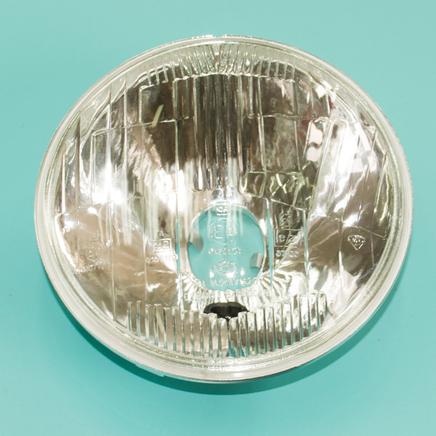 Оптика фары Иж, Урал (стекло ФГ140, основание ФГ137 без лампы H4 R2 P45T/41)
