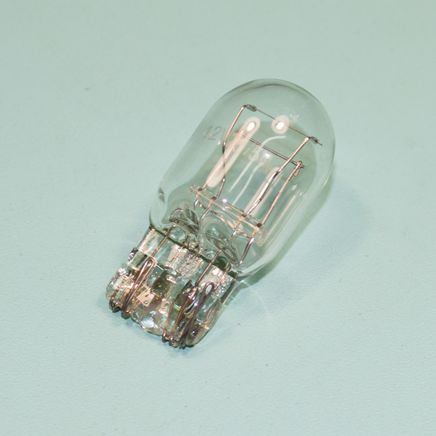 Лампа 12В 21/5W T20 стоп-сигнала скутер (двухконтактная, без цоколя)