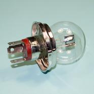 Лампа 6В 45/40W B35 (P45T) в фару нового образца (в цоколе)