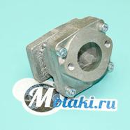 Корпус лепесткового клапана Минск (домик под ЛК RD350)