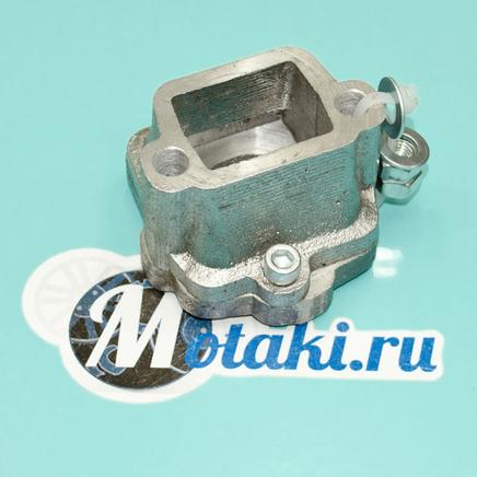 Корпус лепесткового клапана Минск (домик под ЛК Yamaha JOG 3KJ)