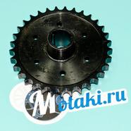 Звезда барабана сцепления Минск (33 зуба под китайскую корзину)