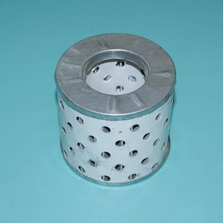 Фильтр воздушный мопед 2-ск. (без сетки)
