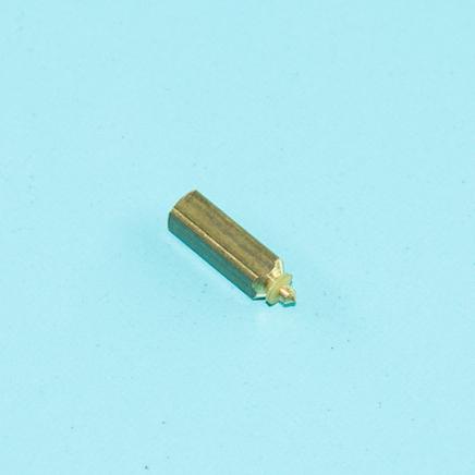 Клапан карбюратора К60В мопед 2-ск., Крот (с резинкой)