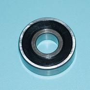 Подшипник 180100 / 6000 2RS мопед, сцепления Альфа, TTR125 (закрытый резиной, Китай)