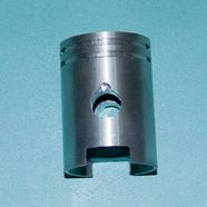 Поршень мопед 2-ск. (d12, 2 кольца, размер норма 0)