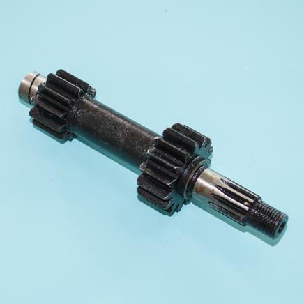 Вал первичный мопед 2-ск. Верховина (D12 мм. по шлицам, Ш-62, 11 шлиц)