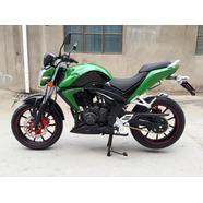 Мотоцикл Motrac S2 250 куб. (CG250 ZS167FMM нижний распредвал, зеленый)