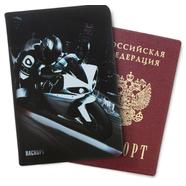 Обложка на паспорт МОТОЦИКЛ (тип1)