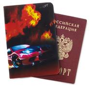 Обложка на паспорт ЖАЖДА СКОРОСТИ