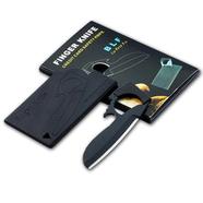 Нож - визитка кредитка Finder Knife (компактный с открывашкой, пластик, сталь)