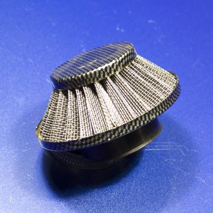Фильтр 0 нулевого сопротивления d42 мм. (конус низкий 49 мм., ширина 74 и 46 мм.)