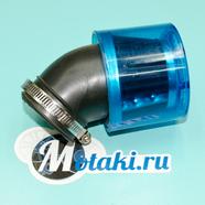 Фильтр 0 нулевого сопротивления d42 мм. (конус D72 x h56 мм. x угол 45 в СТАКАНЕ)