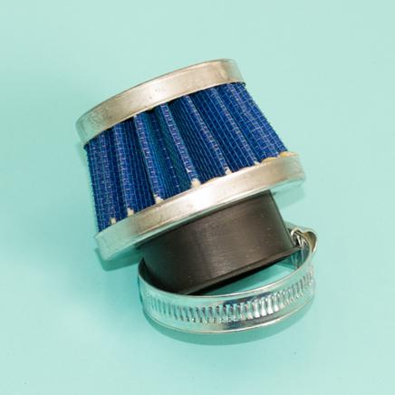 Фильтр 0 нулевого сопротивления d35 x h41 х D63 мм. (конус малый)