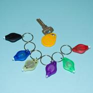 Фонарь светодиодный (брелок на ключи)