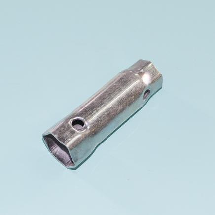 Ключ свечной мото на 14-21 мм. (длина 70 мм., Китай)