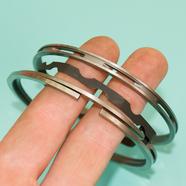 Кольца Каскад (широкие 5 и 2 мм.)