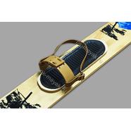 Крепления охотничьих лыж (мягкие, комплект: амортизатор, носковой и пяточный ремень)