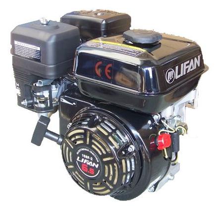 Двигатель Лифан 168F-2 (6.5 л/с, вал 20 мм.)